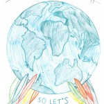 007 - The Earth is in our hands so let's protect it Sophia Laidlaw - Age 12