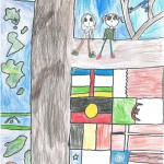 020 - The Belonging Tree Frances Doyle - Age 9 Sophie Hargreaves - Age 10 Harriet Geha - Age 9