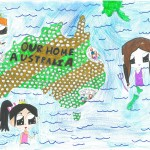 025 - Our Home Australia Cheri Chiu - Age 11 Courtney Wilkinson - Age 11 Alex Duke-Yonge - Age 11