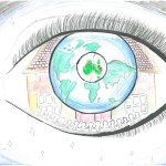 026 - The World Through My Eyes Michelle Lee - Age 12