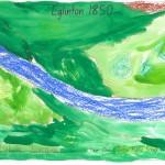 044 - Eglinton 1850 Isabella Shearman - Age 6