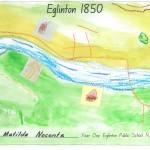 047 - Eglinton 1850 Matilda Nocente - Age 6