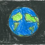 048 - The Earth Eli Jolly - Age 5