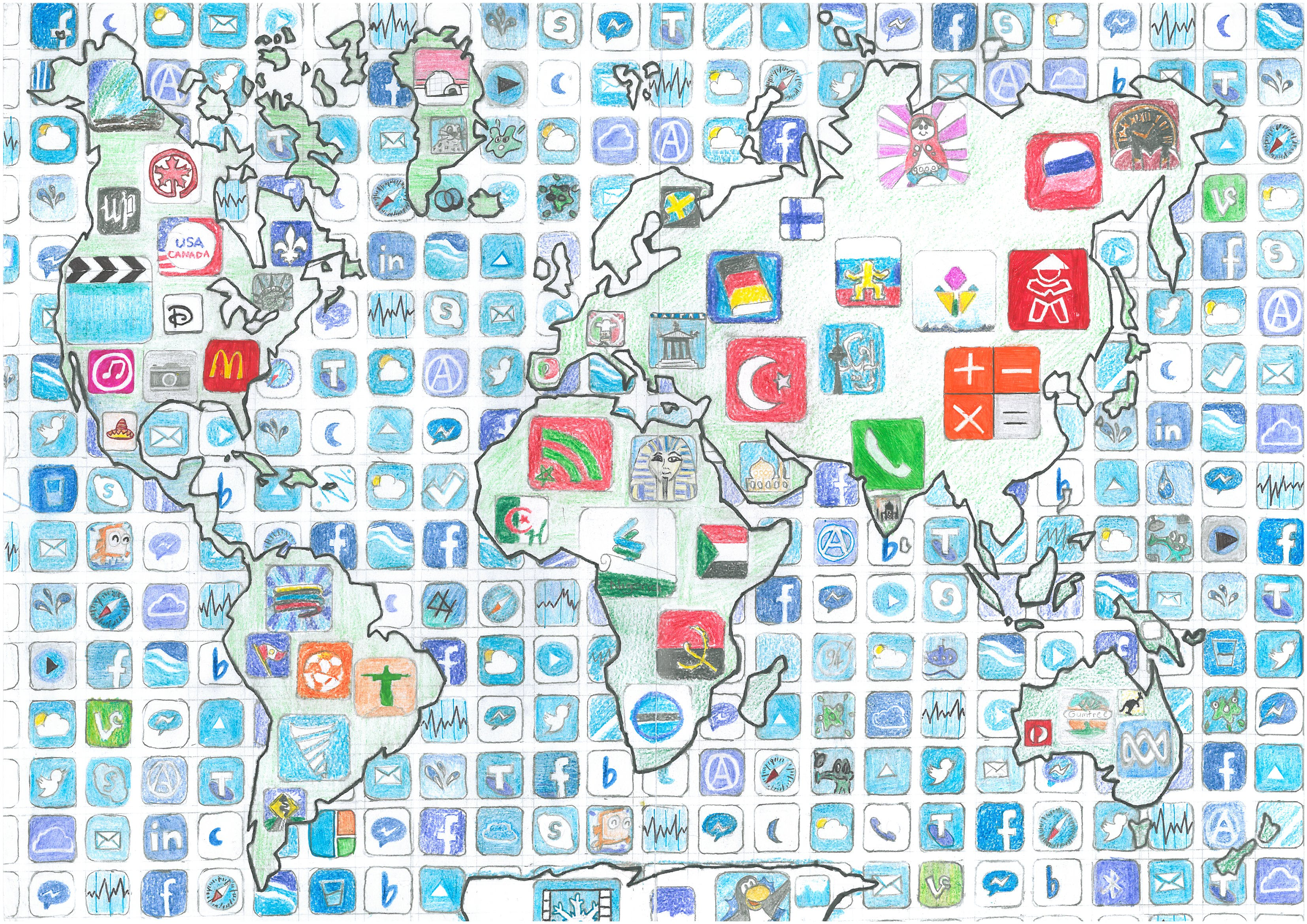 059 - M-apps: Keeping the World Connected Karlie Travassaros - Age 13