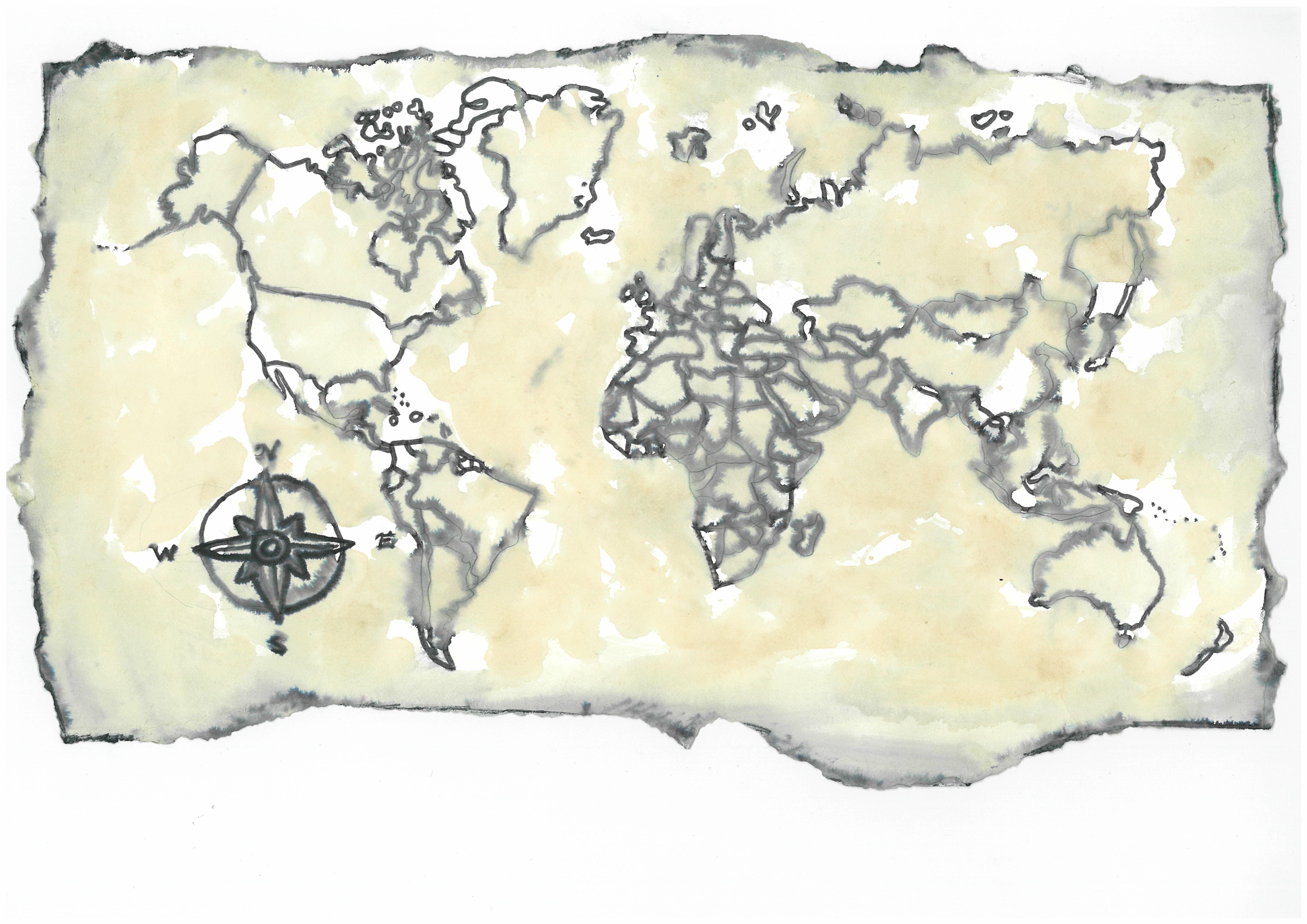 03 - I Love Old Maps Nicholas Gwyn - Age 12