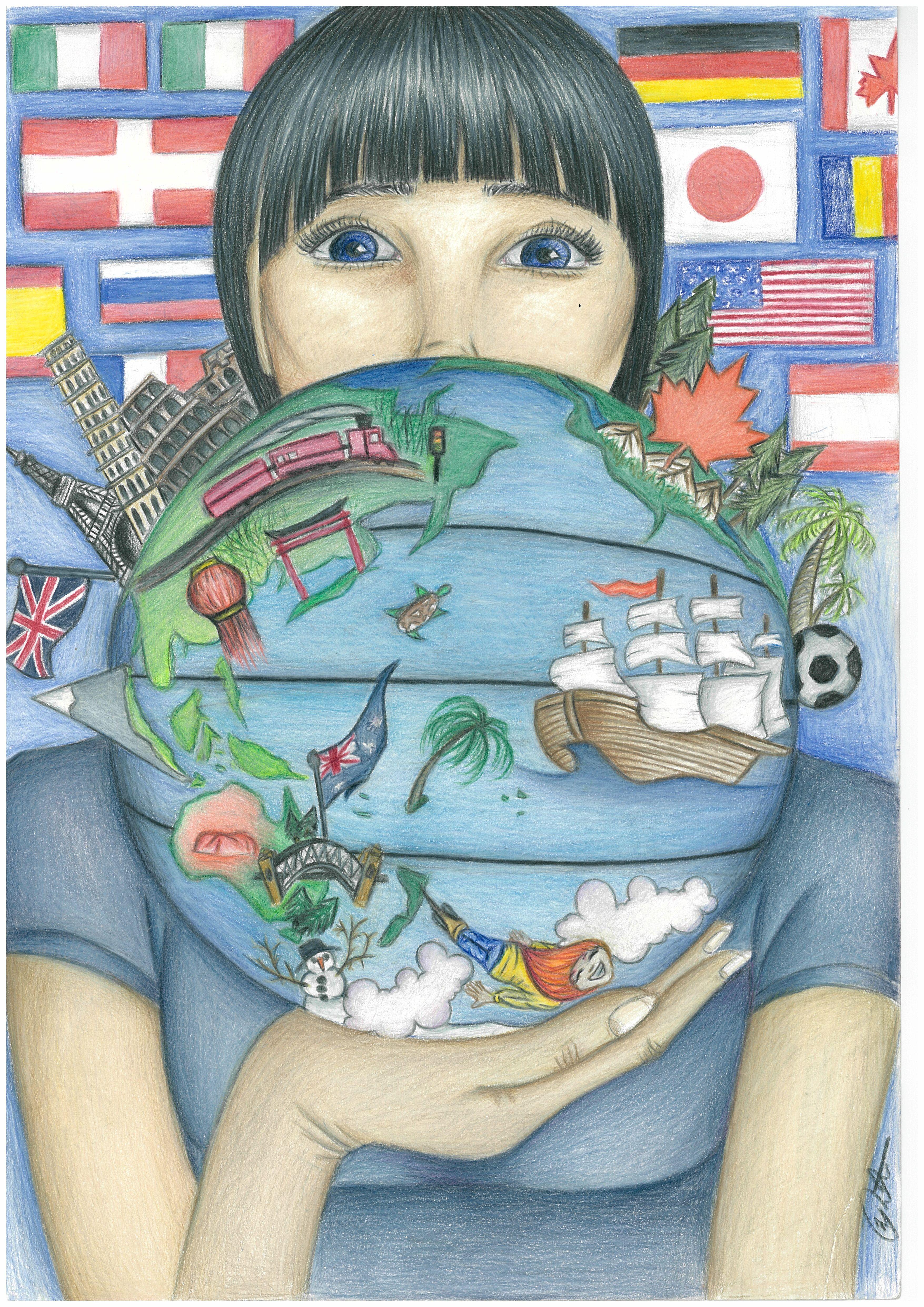 12 - Me.Maps@PlanetEarth.Com Lilian Petrovski - Age 14